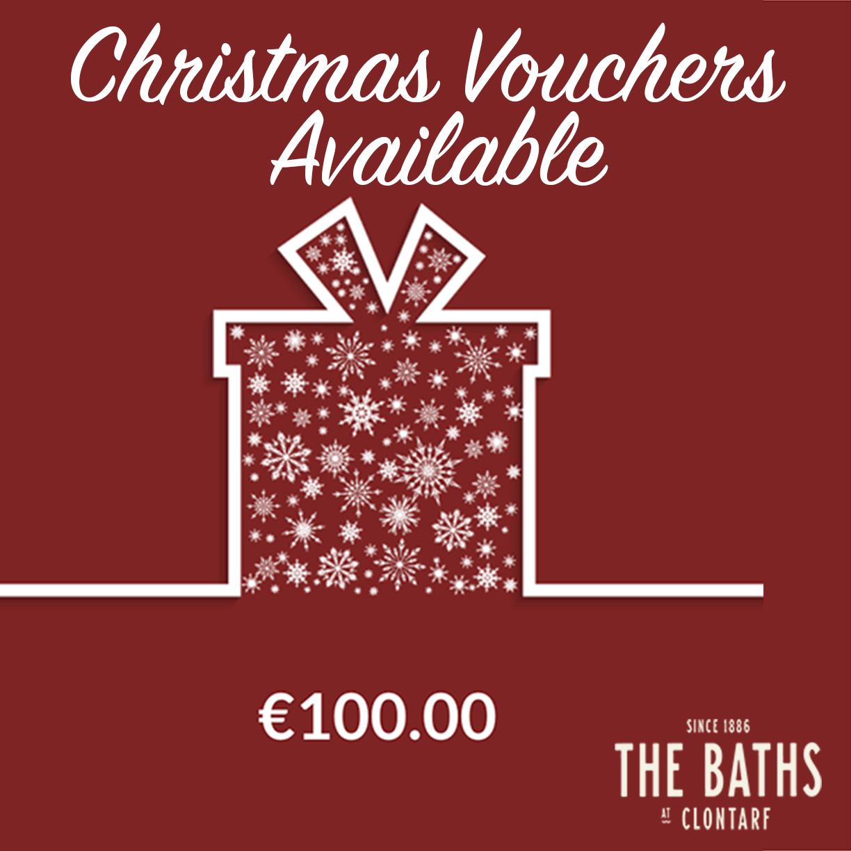 The Baths Christmas Voucher