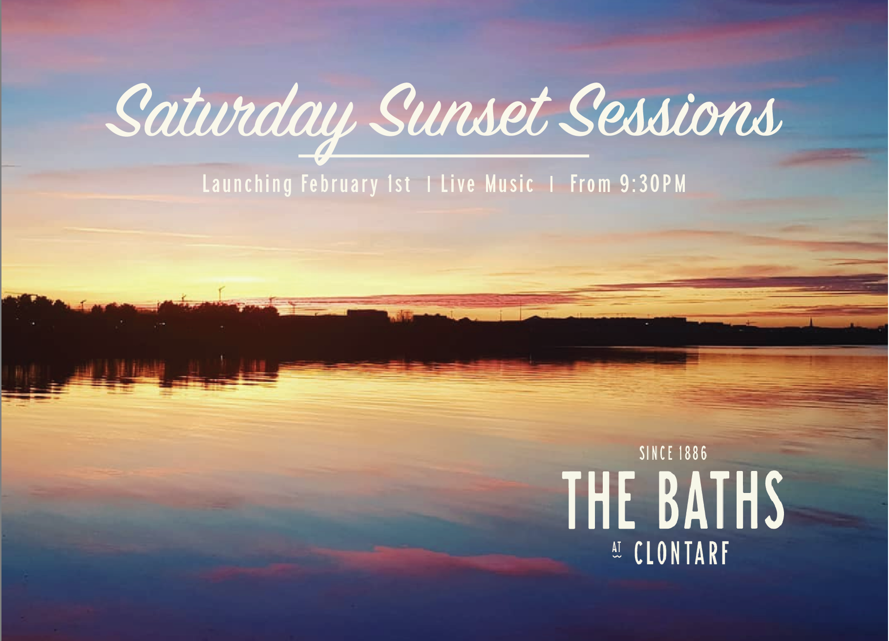 Saturday Sunset Sessions
