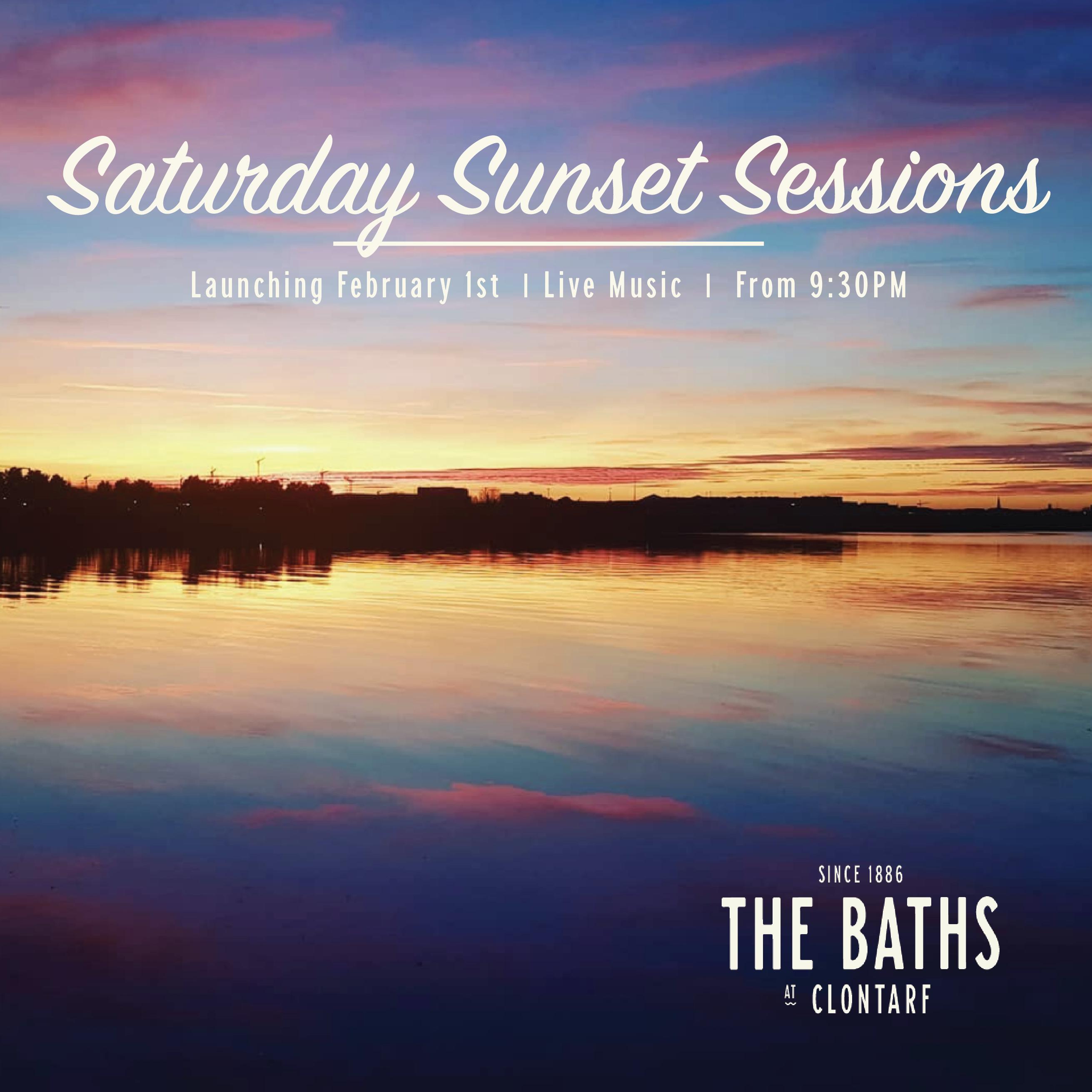 Sunday Sunset Session Ad
