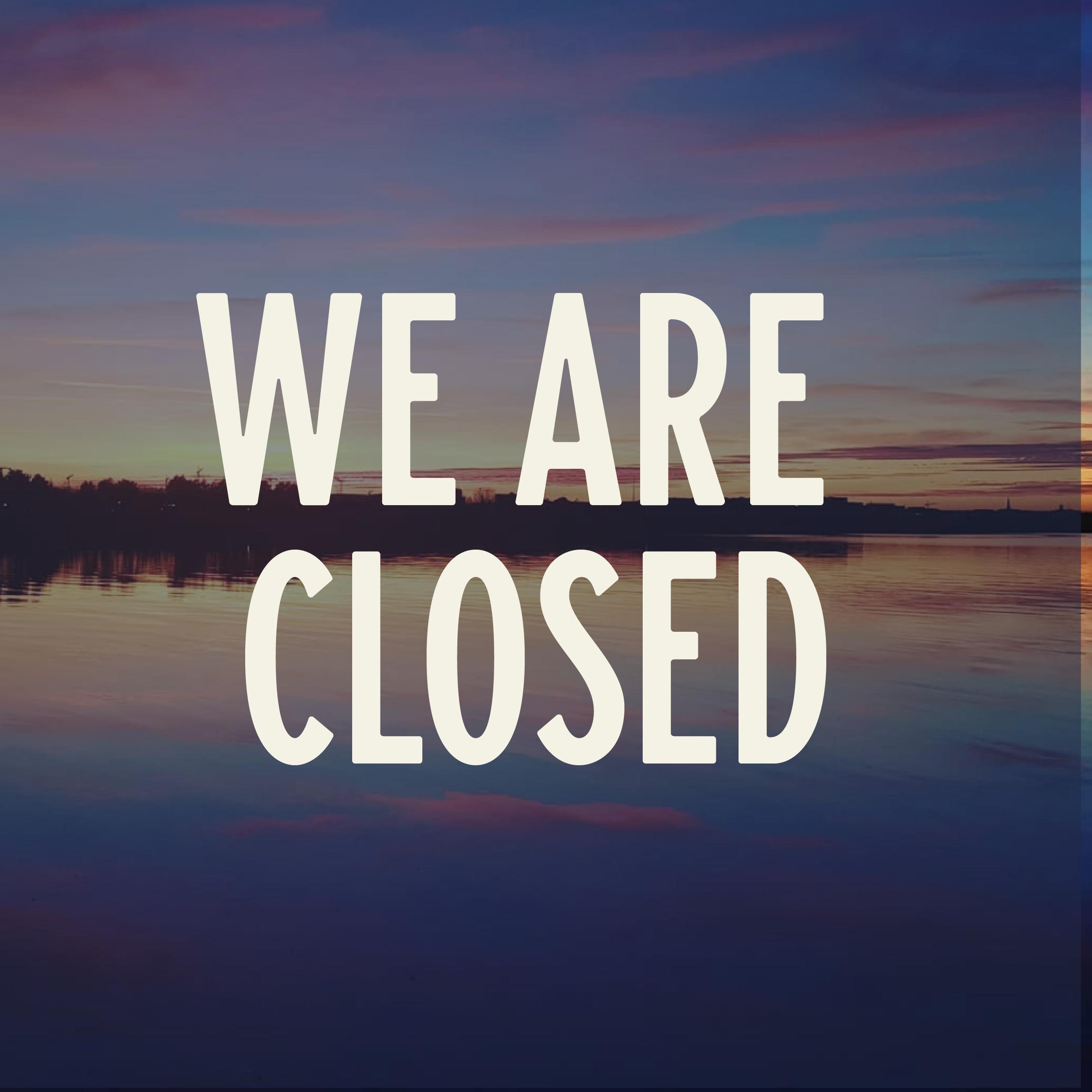 Closed Ad