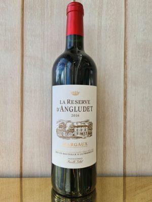 2016 Reserve Dangulet AOC Margaux Bordeaux