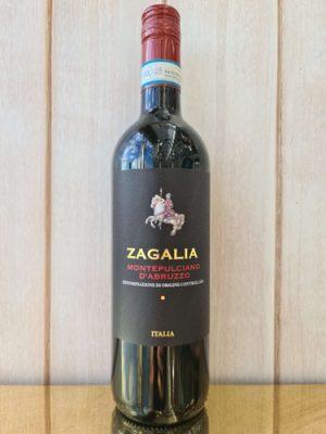 2017 Abruzzo Zagalia Montepulciano d'Abruzzo