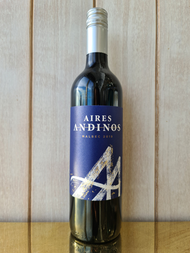2019 Aires Andinos Malbec