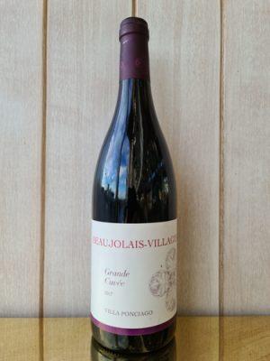 2017 Villa Ponciago Grande Cuvée Beaujolais-Villages
