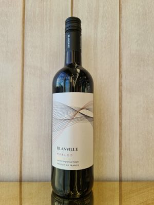 2018 Blanville Merlot Pays d'Oc