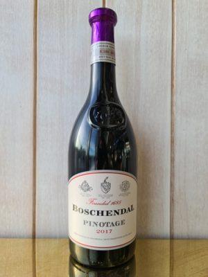 2017 Boschendal 1685 Pinotage
