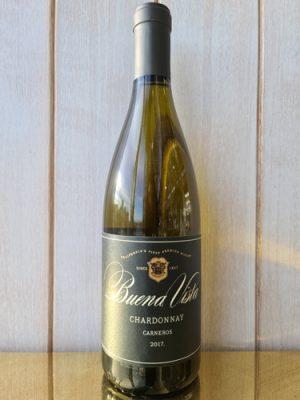 2017 Buena Vista Chardonnay, Carneros