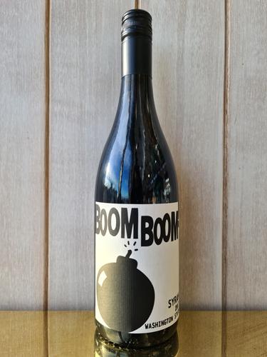 2016 Charles Smith Boom Boom Syrah