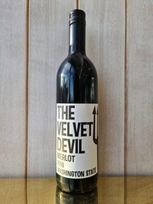 2016 Charles Smith Velvet Devil Merlot