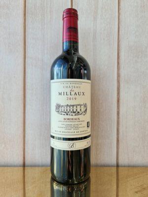 2019 Château Les Millaux Bordeaux Supérieur