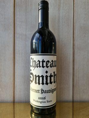 2016 Chateau Smith Cabernet Sauvignon