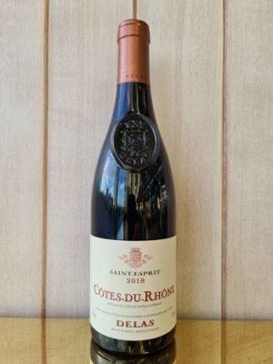 2018 Delas Côtes-du-Rhône Rouge St Esprit