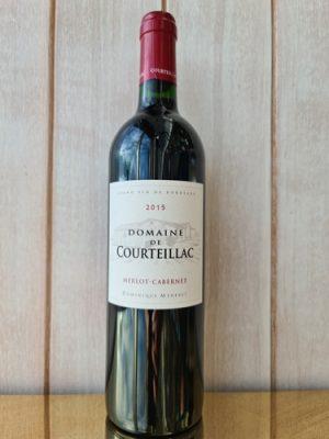 2015 Domaine Fleur de Courteillac Bordeaux Superieur