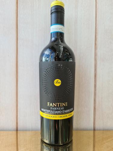 2018 Fantini Farnese Organic Montepulciano D'Abruzzo