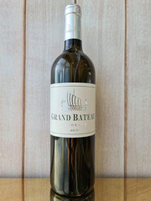 2017 Grand Bateau Bordeaux Blanc