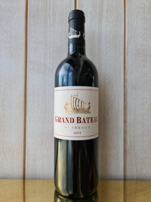 2015 Grand Bateau Bordeaux Rouge