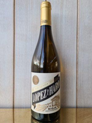 2019 Hacienda Lopez de Haro Rioja Blanco