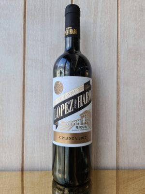 2017 Hacienda Lopez de Haro Rioja Crianza