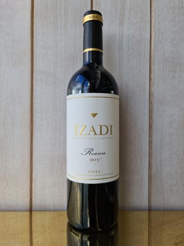 2015 Rioja Reserva Izadi