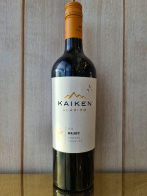 2018 Kaiken Clásico Malbec