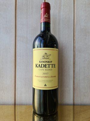 2017 Kanonkop Kadette Cape Blend