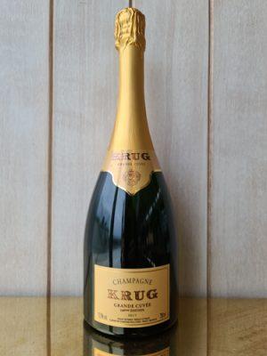 NV Champagne Krug Grande Cuvée 168ème Édition