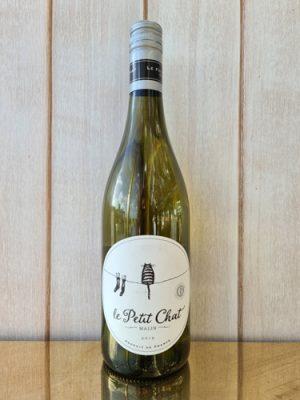 2019 Le Petit Chat Malin Blanc, Vin de France