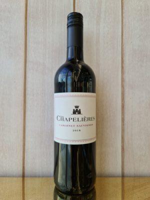 2018 Les Chapelières Rouge