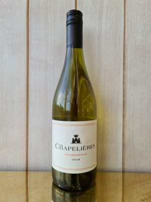 2018 Les Chapelières Chardonnay