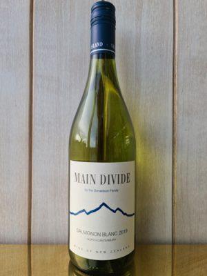 2019 North Canterbury Main Divide Sauvignon Blanc