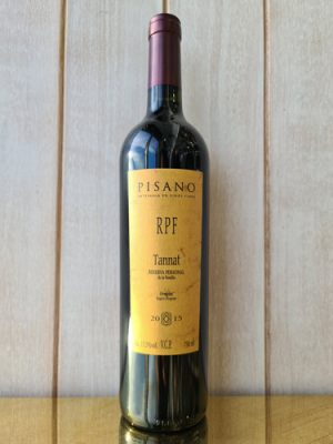 2015 Pisano RPF `Family Reserve` Tannat