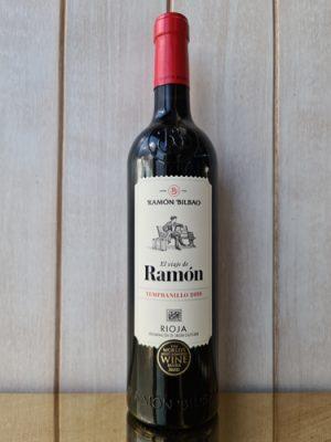 2018 Ramón Bilbao El Viaje de Ramón Tempranillo