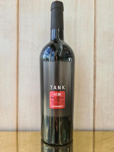 2019 Tank No. 26 Appassimento Nero d'Avola