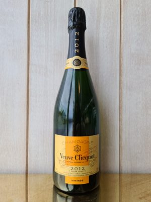 2012 Veuve Clicquot Vintage Champagne