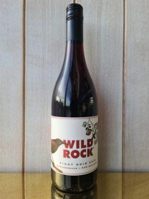 2016 Wild Rock Pinot Noir Marlborough