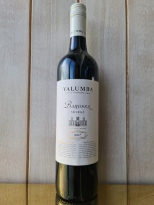 2017 Yalumba Samuels Collection Barossa Shiraz
