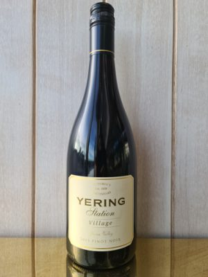 2015 Yering Station Village Pinot Noir